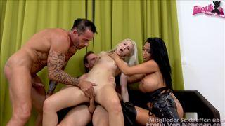 Hart anal gape party
